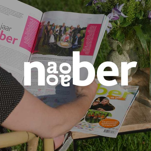 Online Marketing bureau Noaber magazine