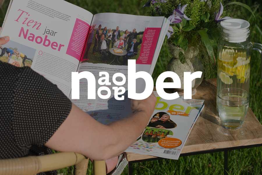 Online Marketing bureau Noaber magazine
